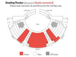 house of reps seating plan seat maps u2013 trinity repertory company