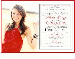 high school graduation invitation wording gangcraft net