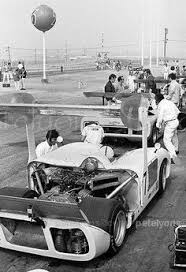 Barnes Cars Ltd Chaparral 1 At Sebring 1963 Cars Sports Cars And Grand Prix