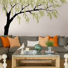 weeping willow tree decal willow tree wall decal cherry