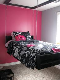 White Black And Pink Bedroom Bedroom Ideas Wonderful Cool Cheap 4 Piece Set Pink Girls