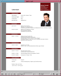 Resume Template Latex Making Cv With Latex