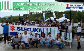 suzuki marine road 2016 phuket u2013 hull completely dedicated to