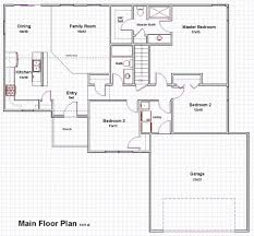 baby nursery open concept one story house plans open ranch style