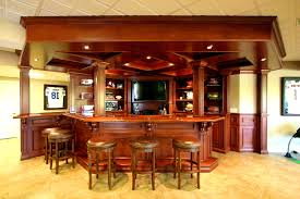 Modern Home Bar Furniture by Home Design Luxury Wooden Bars Furniture With Bar Stools Rustic