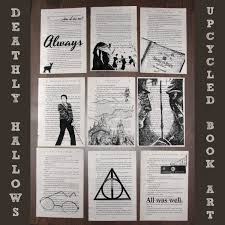 harry potter deathly hallows book 7 kariannkelly