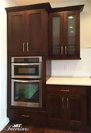 Kitchens With Dark Brown Cabinets 106 Best Kitchens Dark Brown Images On Pinterest Dark Brown