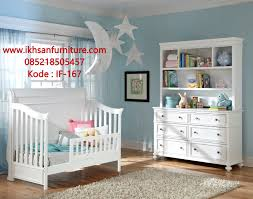 Munire Convertible Crib by Jual Tempat Tidur Bayi Kayu Minimalis Modern Tempat Tidur Bayi