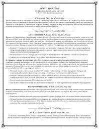 Customer Representative Resume Support Objective Resume