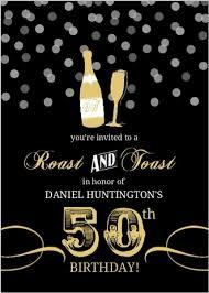 50th birthday invites wblqual com