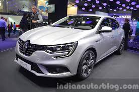 renault talisman 2017 white next gen renault fluence renault megane sedan rendering