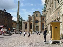 glandmarks stockholm cathedral gamla stan stockholm sweden