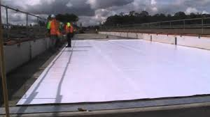 waterproofing membrane installation youtube