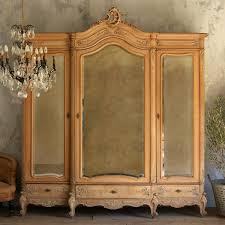 armoire furniture sale gorgeous vintage 3 door srmoire in old bleached oak 4 670 75