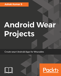 android wear projects packt books