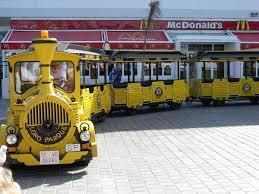 trackless train wikipedia