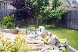 backyard onecreativescientist