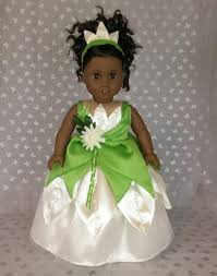 Disney Princess Tiana The Princess And The Frog Outfit For Princess And The Frog Princess