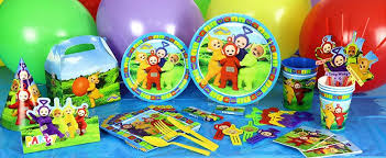teletubbies party supplies woodies party