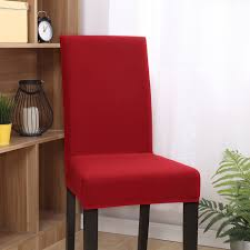 online get cheap red chair cover aliexpress com alibaba group