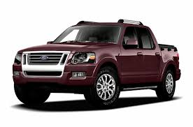 2007 ford explorer sport trac limited 4 0l 4dr 4x4 specs and prices