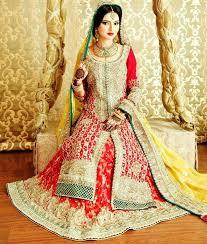 Bridal Wear Trend Of Bridal Dresses Pakistani For 2015 Pk Lattest