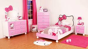 Home Decoration Indian Style Hello Kitty Bed Room Set Ideas Design Idolza
