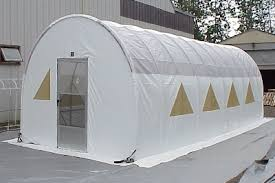 Tent Building Alaska Tent U0026 Tarp Quonset Style Portable Building