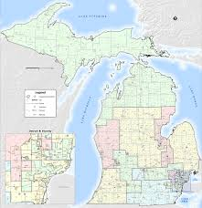 Detroit Zip Codes Map by Michigan Reps Call For U0027citizen Led U0027 Redistricting Commission To