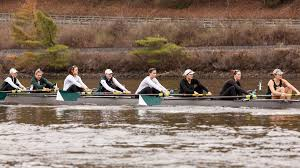 big green take first in novice 8 at princeton chase