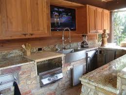 outdoor summer kitchen cabinets outdoor kitchen by increte