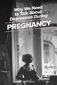 Depression Black Flag Here U0027s Why You Need To Take Depression During Pregnancy Seriously