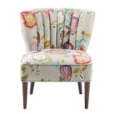 Floral Accent Chairs Living Room Floral Accent Chairs Dosgildas