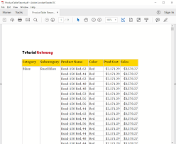 tutorial qlikview pdf how to export ssrs report