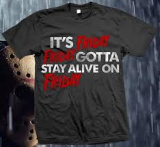 black friday t shirts rebecca black friday the 13th t shirt friday the 13th the