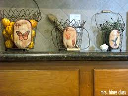 French Country Kitchen Accessories - kitchen wire inspirations also french country accessories pictures