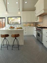 kitchen floor tile pictures yellow granite countertop stainless