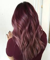 blonde and burgundy hairstyles 20 beautiful dusty mauve s elegant hairstyles ideas montenr