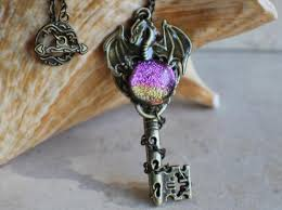 dragon key necklace images Necklace 39 s pendants char 39 s favorite things jpg