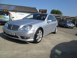 used mercedes for sale used 2007 mercedes benz c class c200 cdi sport edition now sold