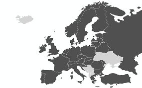 Europe And Russia Map by Opel 2010 Cd500 Here
