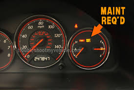 honda check engine light to reset the maintenance required light 2001 2005 1 7l honda civic