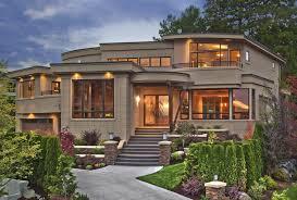 modern custom homes home exteriors lochwood lozier custom homes remodeling and