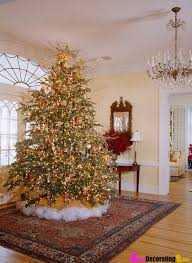 How To Decorate A Traditional Home How To Decorate A Fabulous Christmas Tree