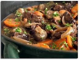 quel vin pour cuisiner boeuf bourguignon civet daube ragoût quelles différences cookismo recettes