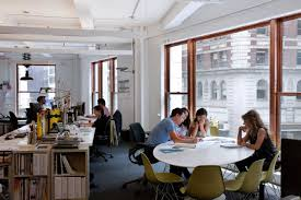 interesting collaborative office space furniture photo design