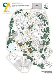 Washington Gmu Map by Paul L Petzrick