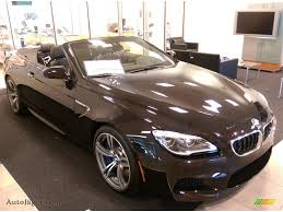 black convertible cars 2016 bmw m6 convertible in bmw individual ruby black metallic