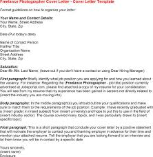Photographers Resume Sample by Cover Letter Photographer Resume Cover Letter Photographer Cover