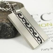 titanium necklace men images Orien jewelry titanium necklaces mens titanium necklace pendants jpg&a